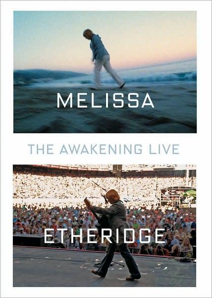 AWAKENING LIVE BY ETHERIDGE,MELISSA (CD)